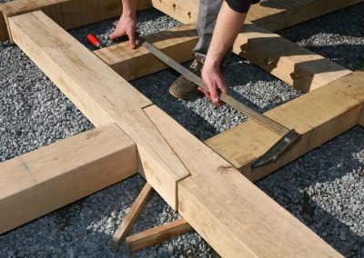 Eikenhouten constructies 06