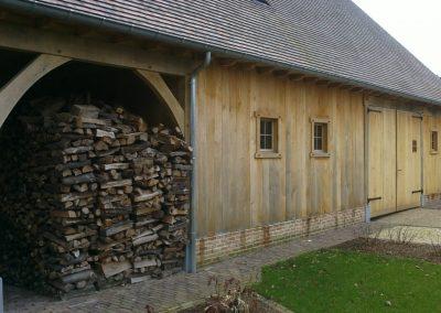 Eikenhouten constructies 09